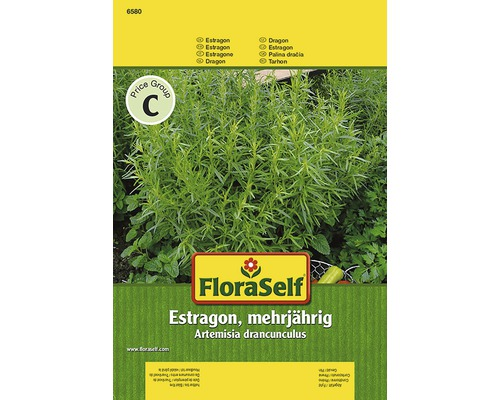 Estragon FloraSelf semences de fines herbes