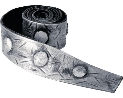 Ferrures pour poutres gris noir 15cm x 1m