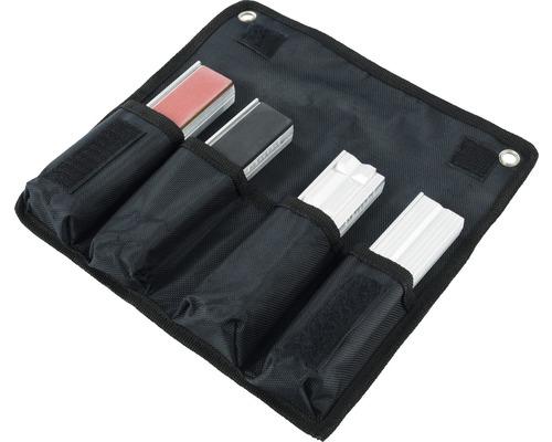 Kit de 4mâchoires de protection magnétiques taille 100mm