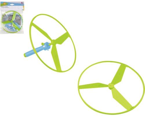 Catapulte disque volant SkyFun vert