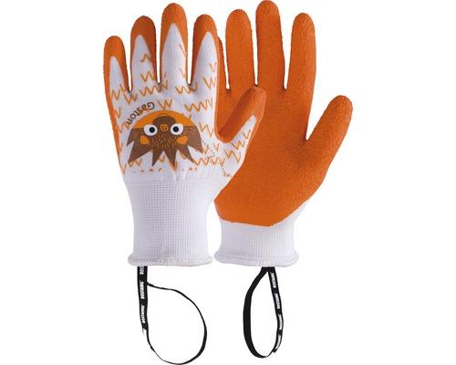 Gants pour enfants GASTON-IT 6-8 ans 1 paire orange