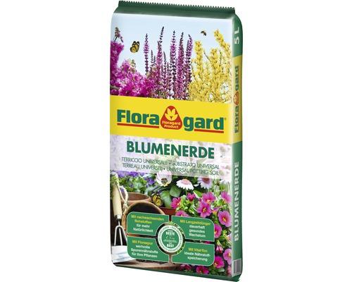 Terreau pour fleurs Floragard 5l
