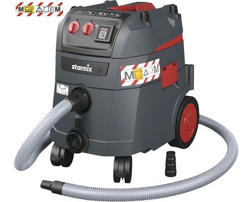 Nass- und Trockensauger M-Klasse Sauger iPulse M-1635 Safe