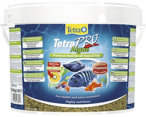 Nourriture premium TetraPro Algae 10 l