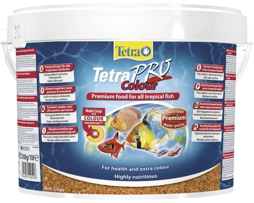Nourriture premium TetraPro Colour 10 l