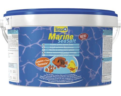 Meersalz Tetra Marine SeaSalt 8 kg