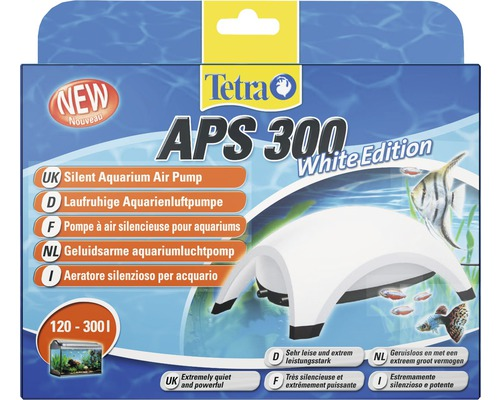 Pompe à air Tetra APS 300 Edition White