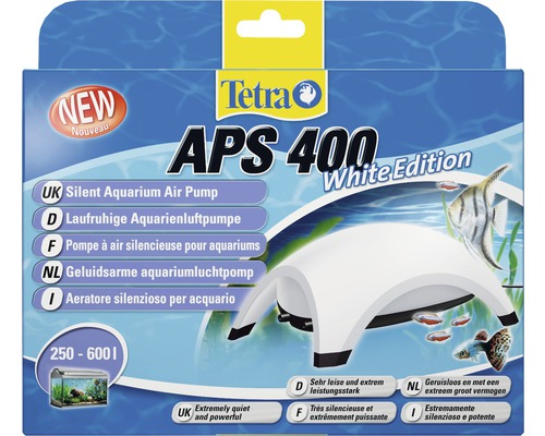 Pompe à air Tetra APS 400 Edition White
