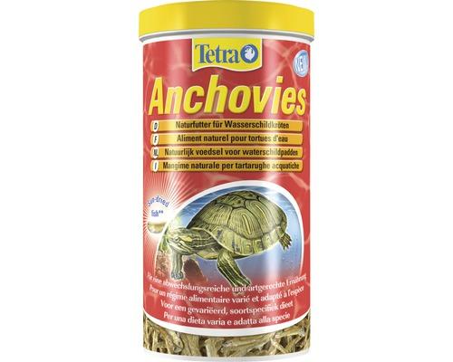 Nourriture naturelle Tetra Anchovies pour tortues d'eau 1 l