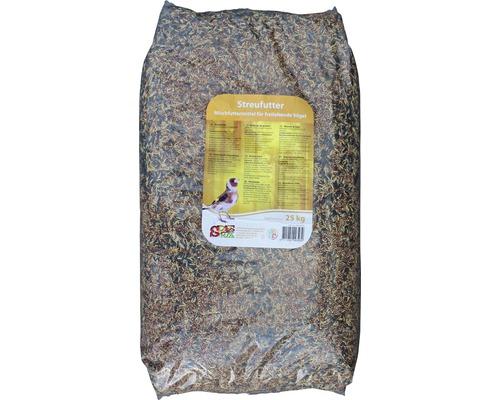 Aliment d''hiver foin comestible 25 kg