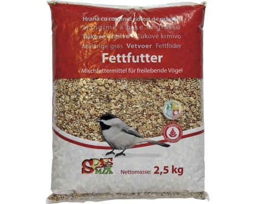 Wintervogelfutter Winterspass Fettfutter 2,5 kg