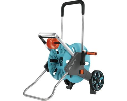 Dévidoir sur roues GARDENA CleverRoll M Easy, turquoise