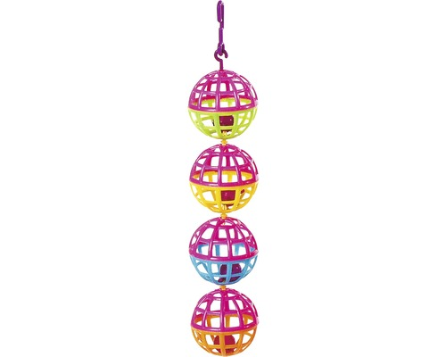 Balles de jeux pour oiseau Karlie 18 cm
