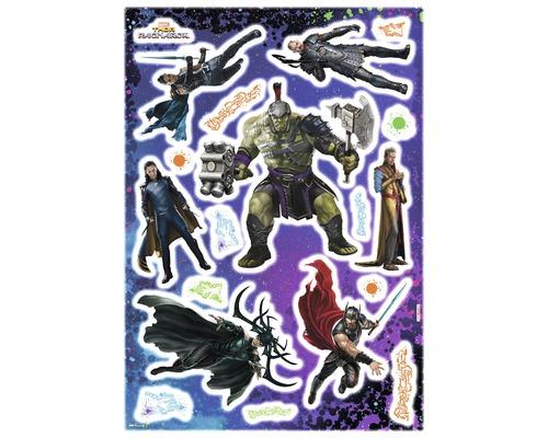 Sticker mural Avengers Thor 3 50 x 70 cm