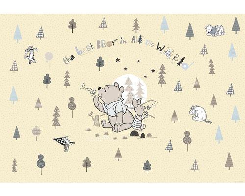 Papier peint photo 8-4024 Winnie Pooh Best Bear 368 x 254 cm