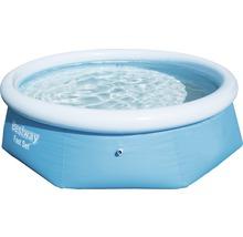 Kit de piscine ronde à pose rapide Bestway Fast-Set Ø 244cm, hauteur 66cm