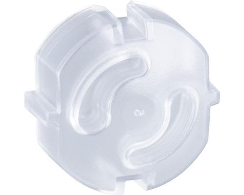 Cache-prises transparents 5 pièces