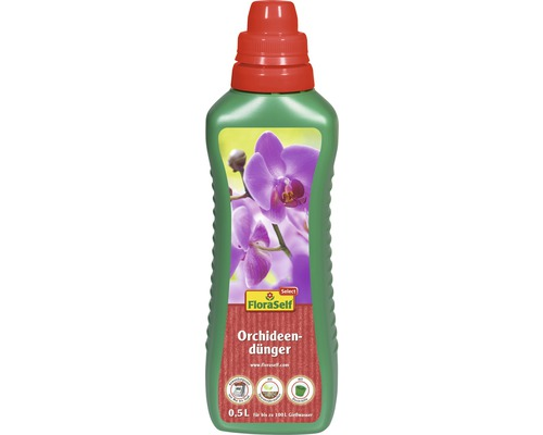 Engrais pour orchidées FloraSelfSelect 500ml
