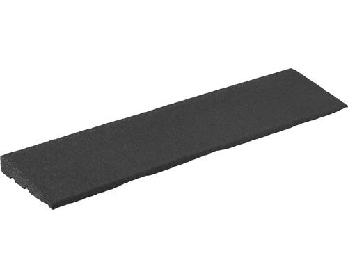 Rampe d'accès KiGa terrasoft 100x25x0,7/4,5cm noire