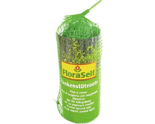 Filet de soutien de bordure FloraSelf 5x2m vert