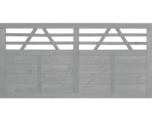 Clôture de jardinet Konsta Venga 180x90cm, gris clair