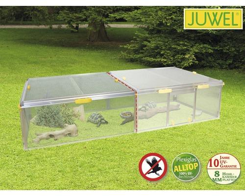 Agrandissement pour maison pour tortues JUWEL Paula 100x76,5x52/44 cm