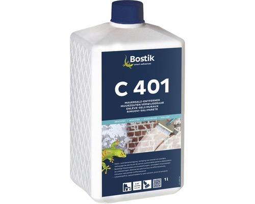 Dissolvant pour salpêtre Bostik C 401 1 litre