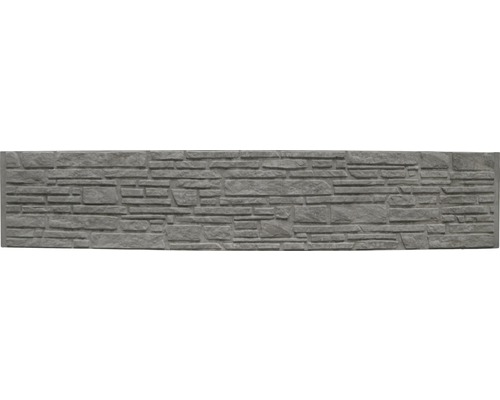Clôture en béton Standard Montana 200x38,5x3,5cm