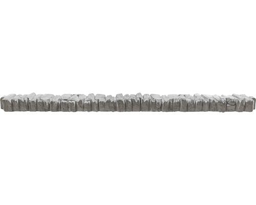 Barre supérieure de clôture en béton Mediterran Nostalgie 144x10x6cm