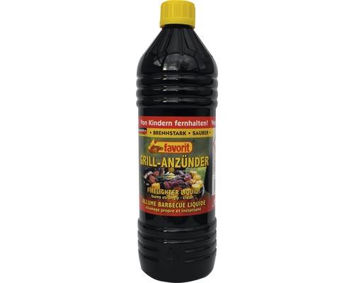 Allume-barbecue liquide favorit 1 litre