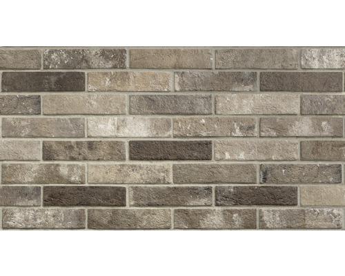 Listel Brick Antica Fornace bruno 6x25cm
