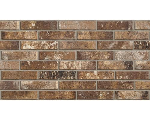 Listel Brick Antica Fornace rosso 6x25cm