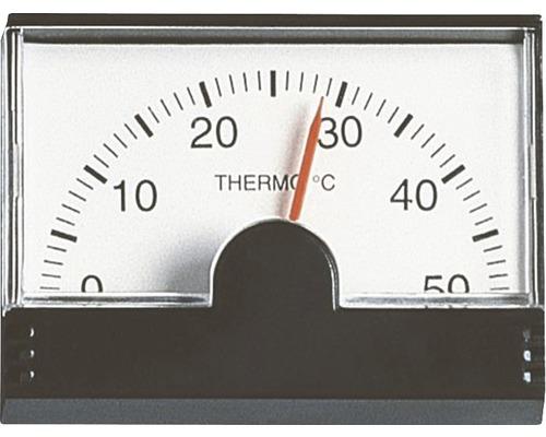 Thermomètre automatique TFA noir