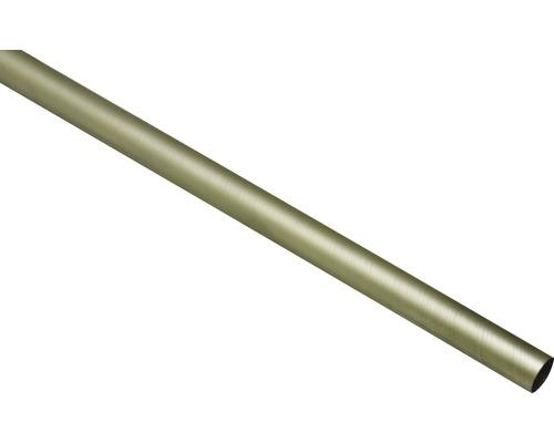 Tringle à rideaux Kira Ø champagne 19 mm 160 cm