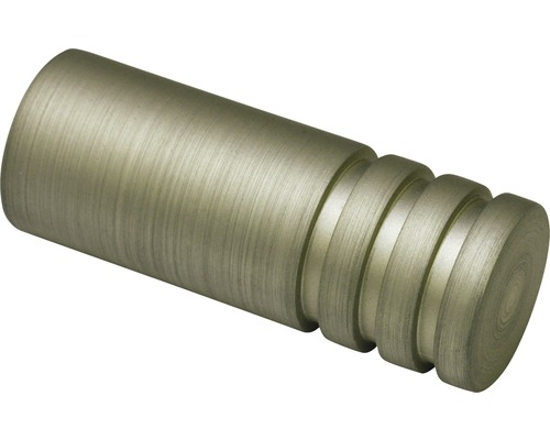 Embout Kira cylindre Ø 19 mm champagne