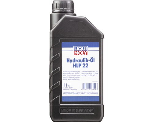 Huile hydrauliqueliqui Moly HLP22 1l