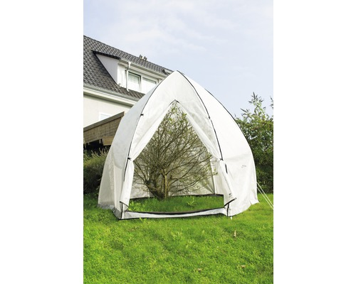Tente pour plantes Hawaii 340x280 cm blanche