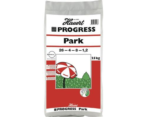 Engrais pour gazon Hauert Progress Park 25 kg 425 m²