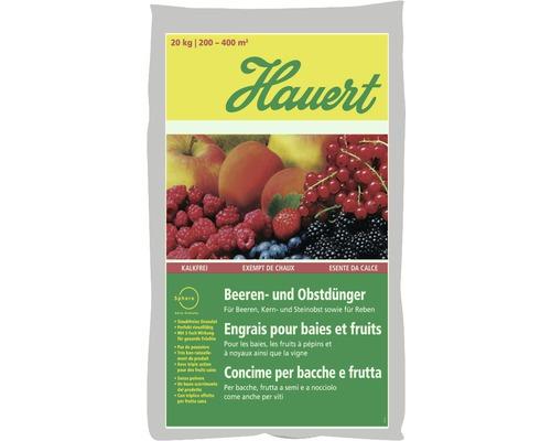 Engrais pour baies et fruits Hauert 20kg