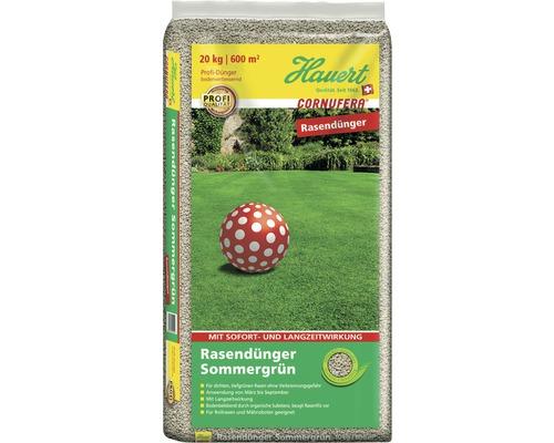 Rasendünger Hauert Cornufera Sommergrün 20 kg 600 m²