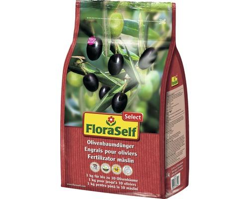 Engrais pour olivier FloraSelf Select 1kg