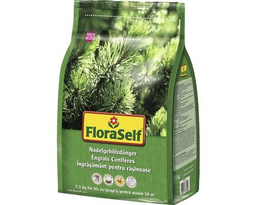 Engrais pour conifères FloraSelf 2,5kg
