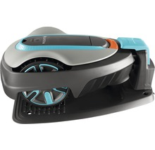 Tondeuse robot GARDENA smart SILENO city 500 avec passerelle - compatible avec SMART HOME by HORNBACH-thumb-3