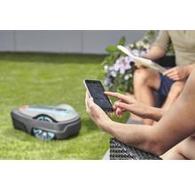 Tondeuse robot GARDENA smart SILENO city 500 avec passerelle - compatible avec SMART HOME by HORNBACH-thumb-6
