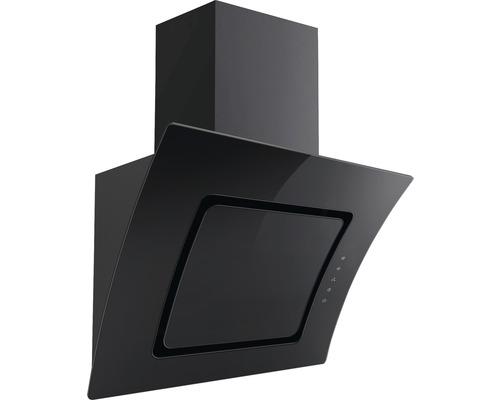 Hotte inclinée PKM S2-60 ABTZ noir