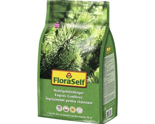 Engrais pour conifères FloraSelf 1kg