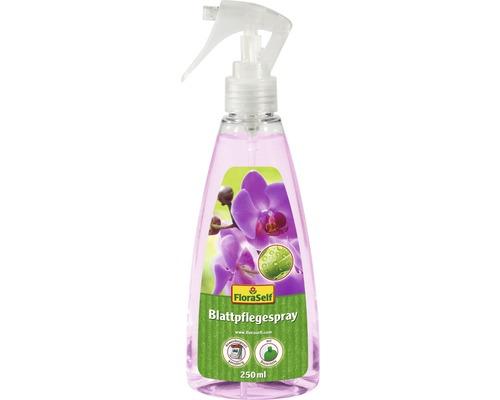 Spray d''entretien des feuilles pour orchidées FloraSelf 250ml