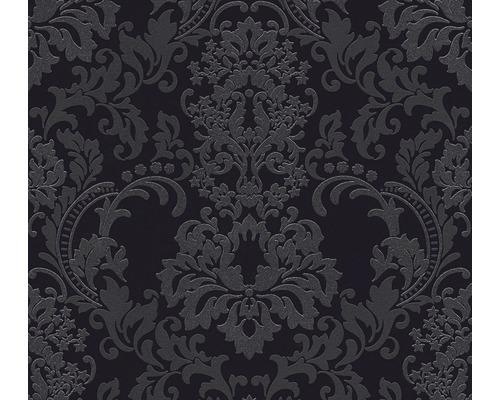 Papier peint intissé 36166-3 Neue Bude 2.0 Ornement noir