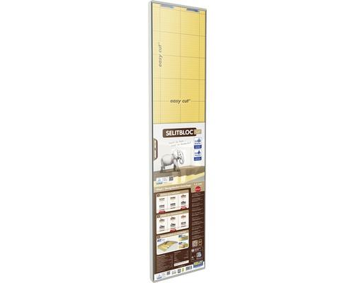 Selitbloc 1,5 mm Vinyl- und Designbodenunterlage Pack 5,4 m²