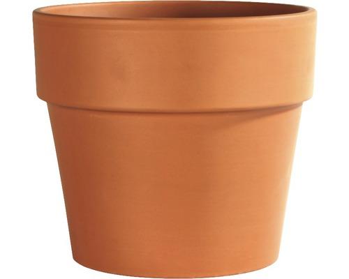 Pot de fleurs Spang Calima Argile Ø31H27cm terre cuite